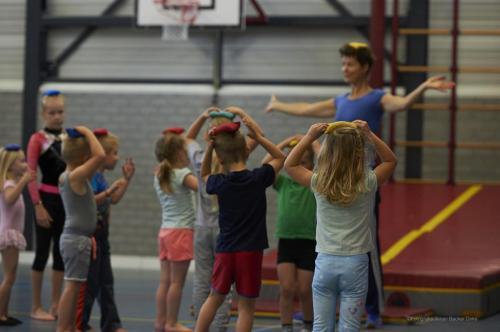 Gymnastiek JM 4 en 5 jaar8909