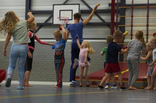 Gymnastiek JM 4 en 5 jaar8945