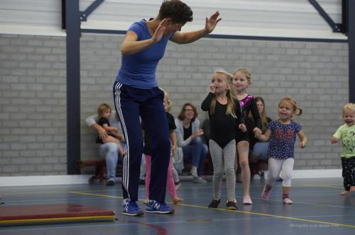 Gymnastiek JM vanaf 2jaar8709